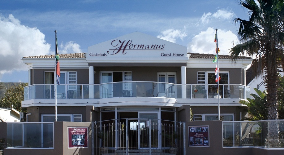 Hermanus Guest House Front View